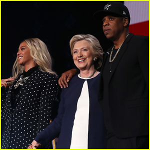 Jay Z & Beyonce Perform at Hillary Clinton Fundraiser - Stream It Now!