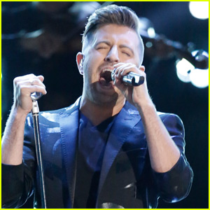 VIDEO: Billy Gilman Ends 'The Voice' Performance with Insane Power Notes!