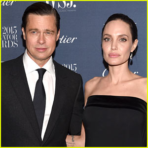 Brad Pitt Wants Joint Custody of His Children With Angelina Jolie
