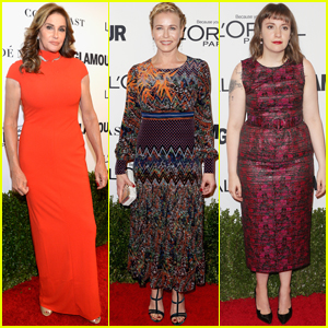 Caitlyn Jenner, Chelsea Handler & Lena Dunham Step Out at Glamour Women of the Year Awards