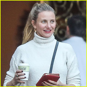 Cameron Diaz Recalls a Time She Couldn't Breathe!