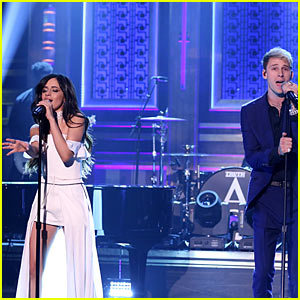 Camila Cabello Belts Out 'Bad Things' on 'Jimmy Fallon' Alongside Machine Gun Kelly