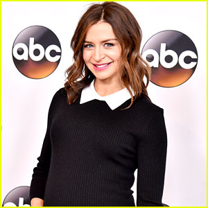 Grey's Anatomy's Caterina Scorsone Announces Daughter's Birth on Election Day!