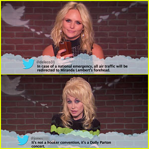 Country Stars Read Mean Tweets on 'Kimmel' - Watch Now!