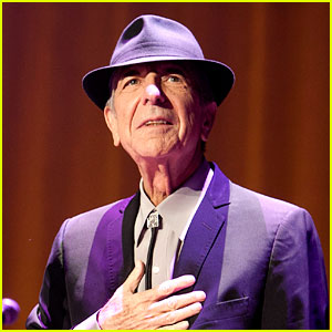 Celebs React to Leonard Cohen's Death - Read Tweets