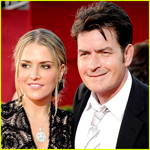 Charlie Sheen Reacts to Ex-Wife's Hospitalization with a Poem
