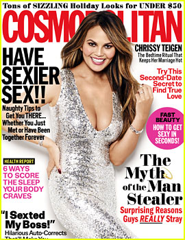 Chrissy Teigen Reveals John Legend Tried to Break Up with Her For a Day