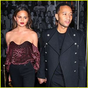 Chrissy Teigen Thinks Up Idea for Twitter Because She's Lazy