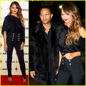 Chrissy Teigen Wants You To Put Your Personal Touch On Holiday Hosting This Season!