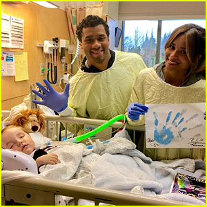VIDEO: Ciara Tears Up During Children's Hospital Visit