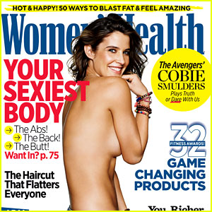 Cobie Smulders Details How Posing Topless Helped Her Accept Her Body After Battling Cancer