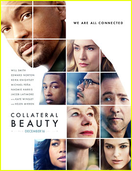 VIDEO: Will Smith's 'Collateral Beauty' Trailer Features So Many Famous Faces