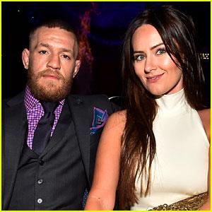 VIDEO: Conor McGregor Announces Girlfriend Dee Devlin's Pregnancy After UFC 205 Win!
