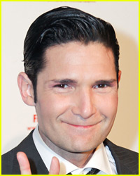 Corey Feldman Held a Knife During Speech at His Wedding
