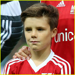 AUDIO: Cruz Beckham Covers Justin Bieber's 'Home to Mama'!