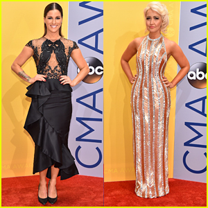 Cassadee Pope Has A Slick Style Look at CMA Awards 2016