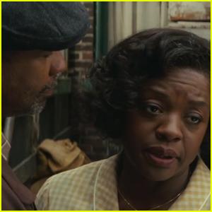 VIDEO: Denzel Washington & Viola Davis' Film 'Fences' Gets New Trailer