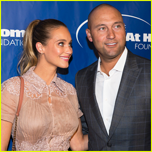 Derek Jeter Is Too Scared To Walk A Runway Like Wife Hannah!
