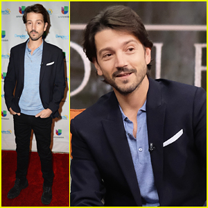 Diego Luna On Joining The 'Star Wars' World: 'I've Been Preparing My Whole Life For This'