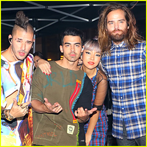 DNCE Releases Self-Titled Album - Stream & Download Here!
