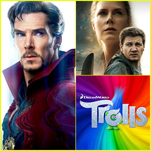 'Doctor Strange' Wins Box Office, 'Arrival' Opens Strong