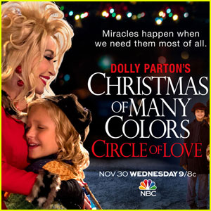 Dolly Parton's Christmas of Many Colors: Circle of Love - Full Cast List!