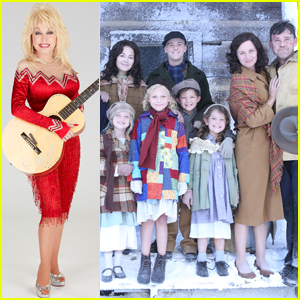 Dolly Parton Goes Behind-the-Scenes of Her Christmas Special