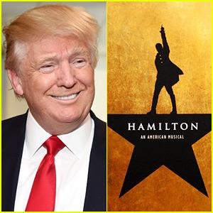 Donald Trump Calls 'Hamilton' Cast 'Rude,' Demands Apology for Mike Pence