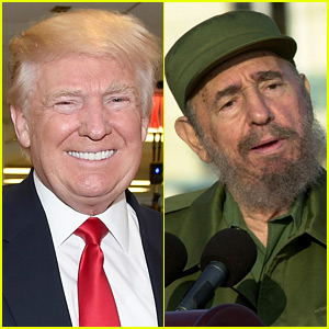 Donald Trump Reacts to Fidel Castro's Death With a Four Word Tweet