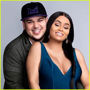 Dream Kardashian's First Photo - See Rob & Blac Chyna's Baby!