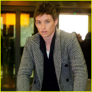 Eddie Redmayne Had Trouble Explaining His 'Fantastic Beasts And Where To Find Them' Wand to Airport Customs