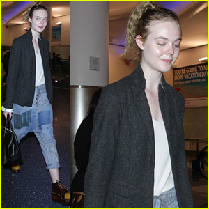 Elle Fanning Joins 'Galveston' Pic with Ben Foster