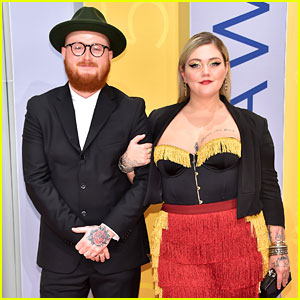 Early Winner Elle King Brings Her Fiance to CMA Awards 2016!