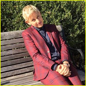 Ellen DeGeneres Can't Get Inside White House for Presidential Medal of Freedom Ceremony!