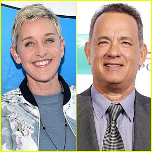 Ellen DeGeneres, Tom Hanks & More to Receive Presidential Medal of Freedom - Full List!