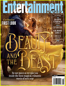 'Beauty & the Beast' First Look Released on 'EW' Cover