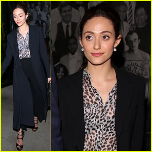 Emmy Rossum Responds to Anti-Semitic Threats from Donald Trump Supporters - Read the Tweets!
