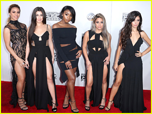Fifth Harmony Girls Rock Matching Looks at AMAs 2016