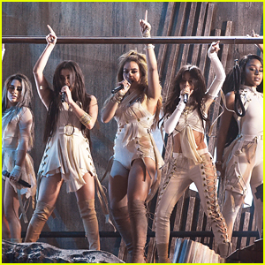 VIDEO: Fifth Harmony Perform 'That's My Girl' & Win For Best Collab at AMAs 2016