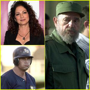 Gloria Estefan & More Celebs React to Fidel Castro's Death