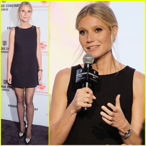 Gwyneth Paltrow Loves Her Candles, Wine & Baths at Night