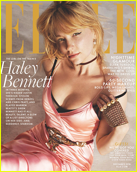 Haley Bennett Tells 'Elle' She Gets Recognized As Jennifer Lawrence & Has To Disappoint People