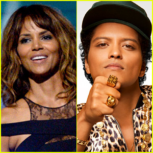 Halle Berry Is Bruno Mars' One Special Guest on New Album!