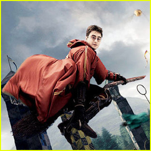 'Harry Potter's Quidditch Just Became a Little More Professional