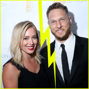 Hilary Duff & Boyfriend Jason Walsh Split (Report)