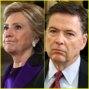Hillary Clinton Blames Election Loss on FBI Director James Comey