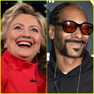 Hillary Clinton Returns to Twitter to Follow Snoop Dogg