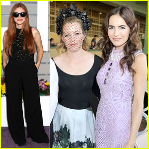 Holland Roden & Camilla Belle Attend Breeders' Cup 2016