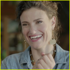 VIDEO: Idina Menzel Sings 'Wind Beneath My Wings' in Lifetime's 'Beaches' Trailer!