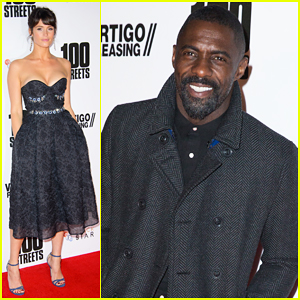 Idris Elba Speaks Up About Media Intrusion At '100 Streets' UK Premiere!